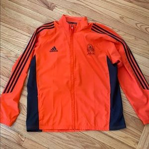 Adidas Men's 2012 Windbreaker